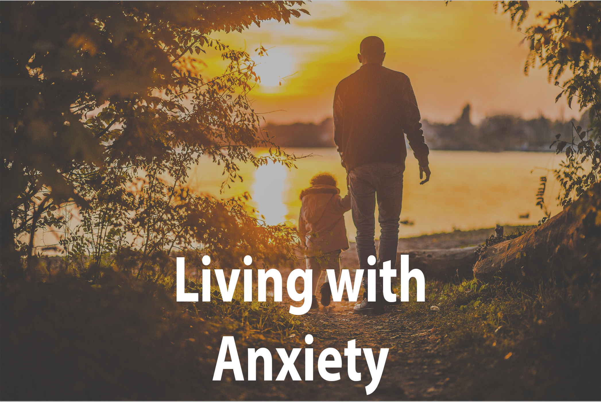 living with anxiety image